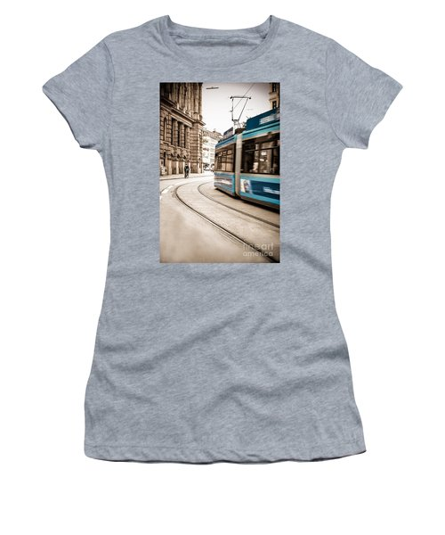 Munich City Traffic Women's T-Shirt