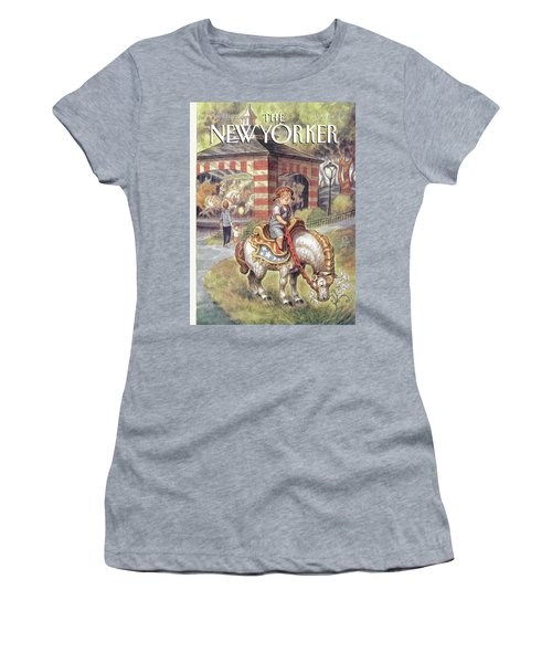 New Yorker April 11th, 1994 Women's T-Shirt