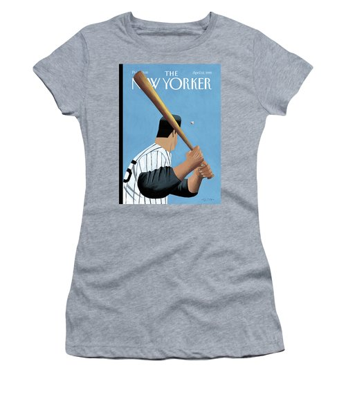New Yorker April 12th, 1999 Women's T-Shirt