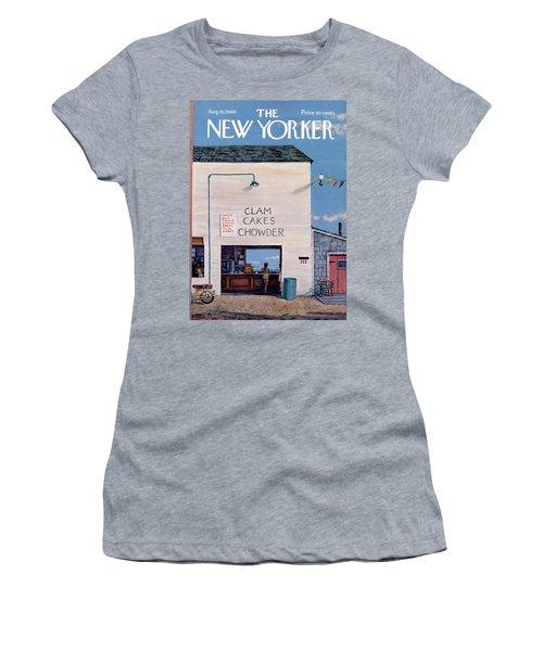 New Yorker August 16th, 1969 Women's T-Shirt