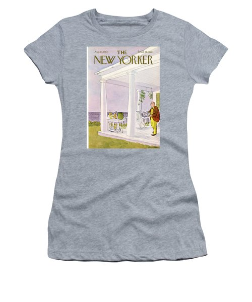 New Yorker August 31st, 1968 Women's T-Shirt