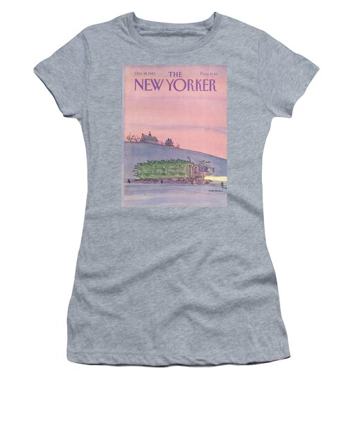 New Yorker December 19th, 1983 Women's T-Shirt