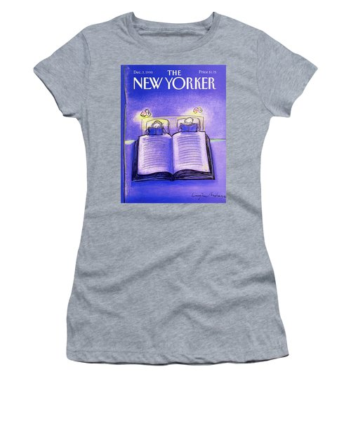 New Yorker December 3rd, 1990 Women's T-Shirt