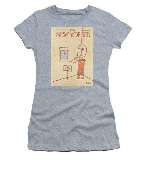 New Yorker December 9th, 1974 Women's T-Shirt