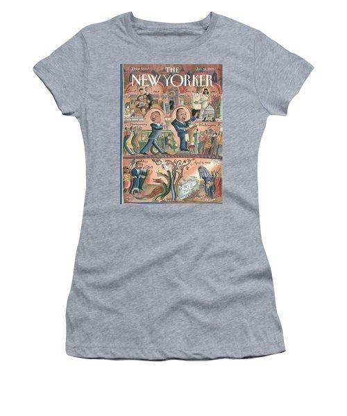 New Yorker January 18th, 1999 Women's T-Shirt