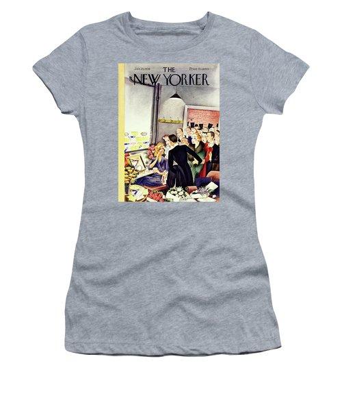 New Yorker January 25 1936 Women's T-Shirt