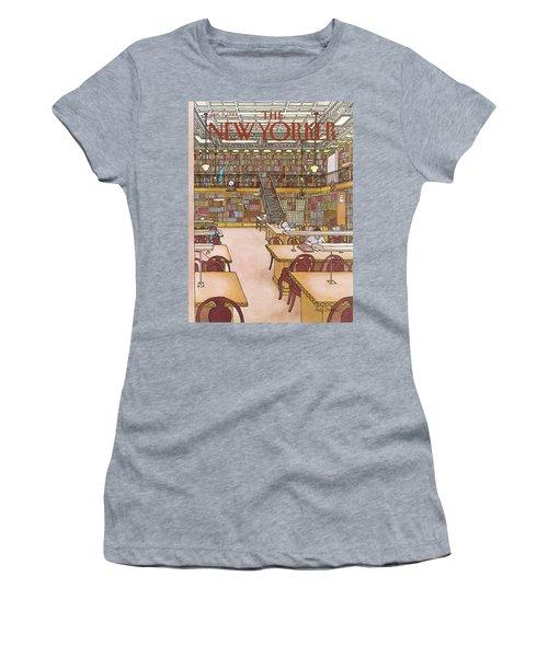 New Yorker January 9th, 1984 Women's T-Shirt