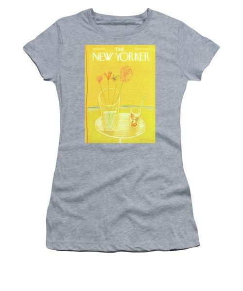 New Yorker July 26th, 1976 Women's T-Shirt