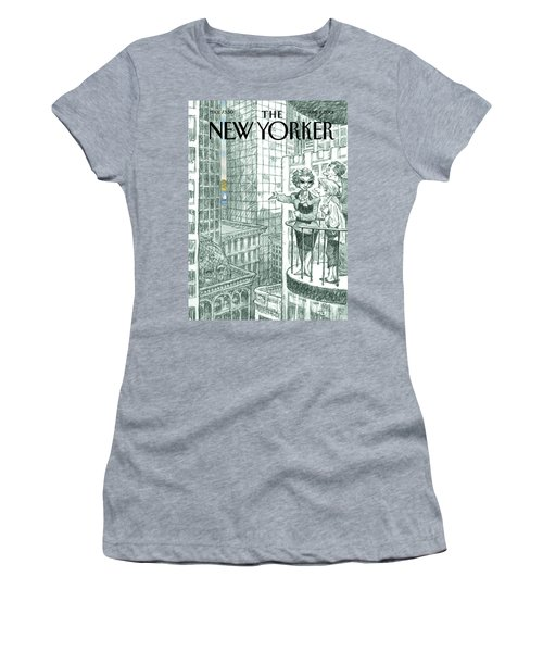 New Yorker June 11th, 2001 Women's T-Shirt