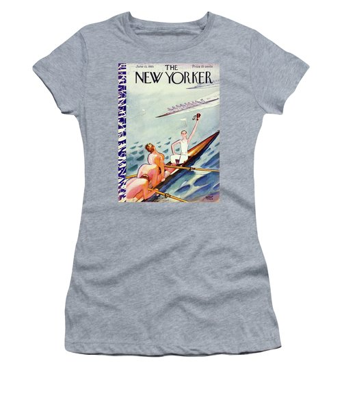 New Yorker June 15 1935 Women's T-Shirt