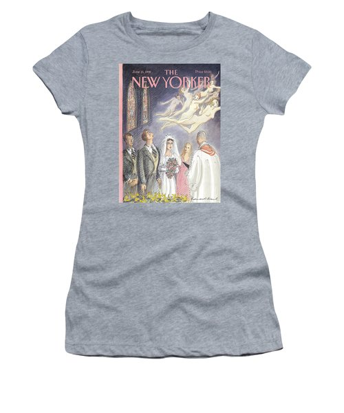 New Yorker June 15th, 1998 Women's T-Shirt