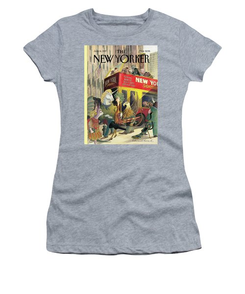 New Yorker June 16th, 1997 Women's T-Shirt