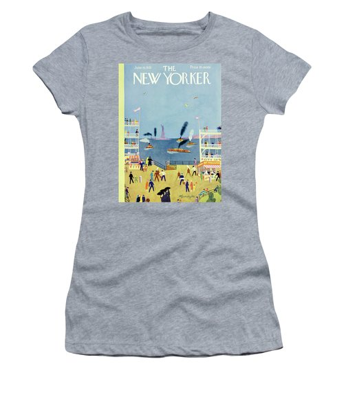 New Yorker June 25 1932 Women's T-Shirt