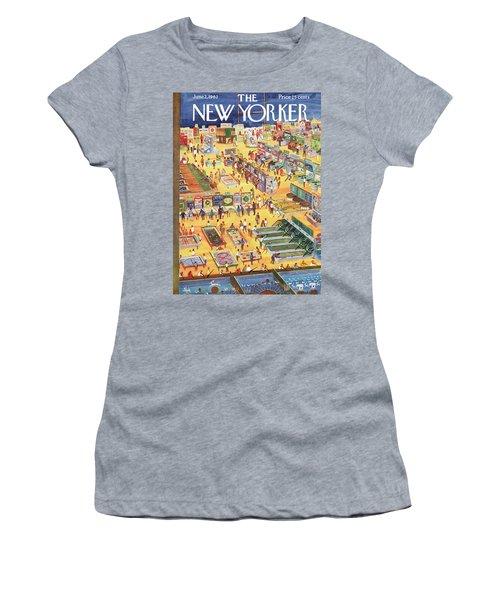 New Yorker June 2nd, 1962 Women's T-Shirt