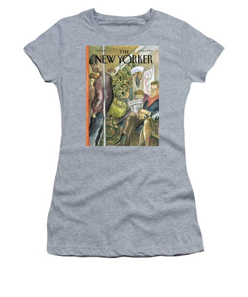 New Yorker March 3rd, 2003 Women's T-Shirt