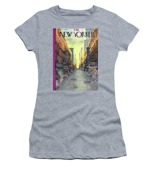 New Yorker May 1st, 1948 Women's T-Shirt