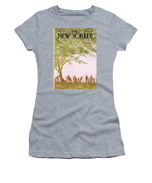 New Yorker May 20th, 1972 Women's T-Shirt