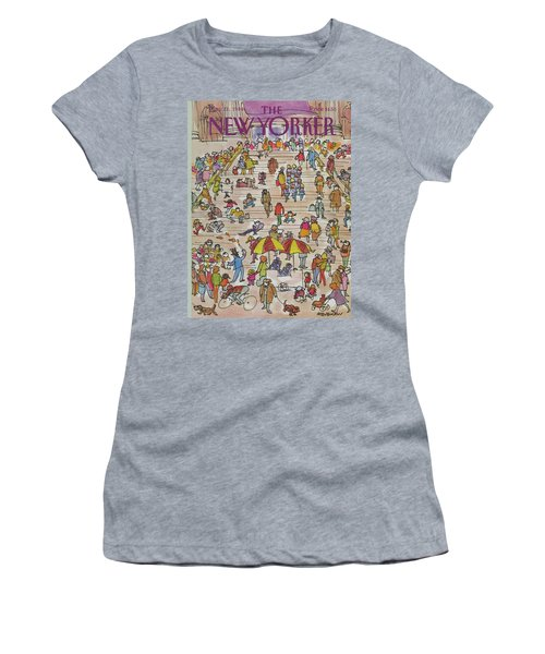 New Yorker May 21st, 1984 Women's T-Shirt