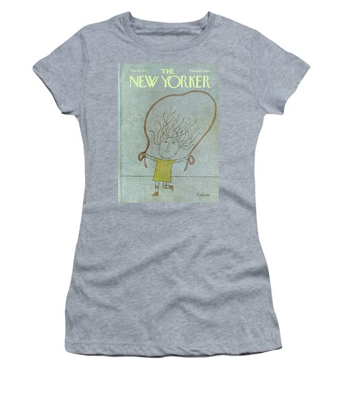 New Yorker May 26th, 1975 Women's T-Shirt