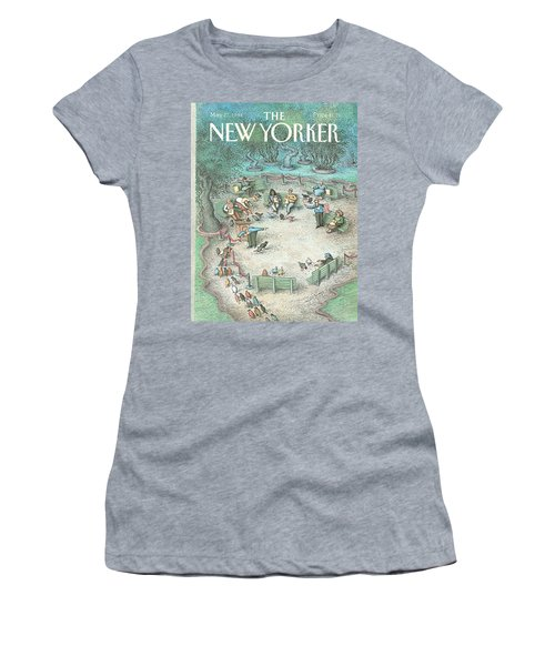 New Yorker May 27th, 1991 Women's T-Shirt
