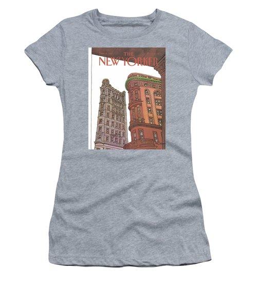 New Yorker November 9th, 1981 Women's T-Shirt