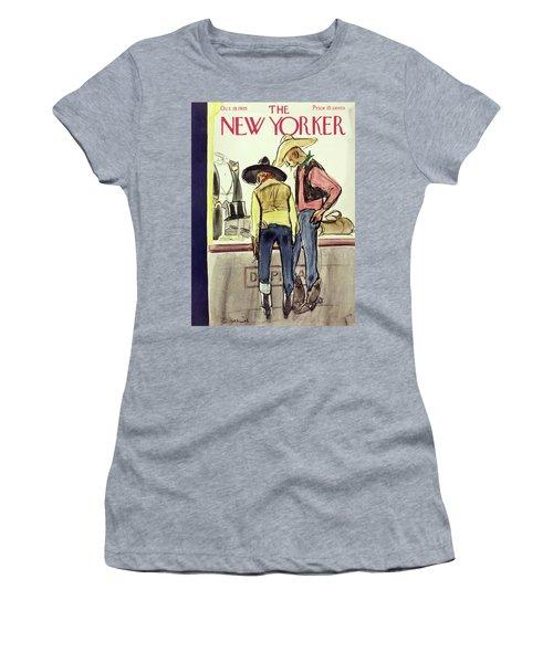 New Yorker October 19 1935 Women's T-Shirt