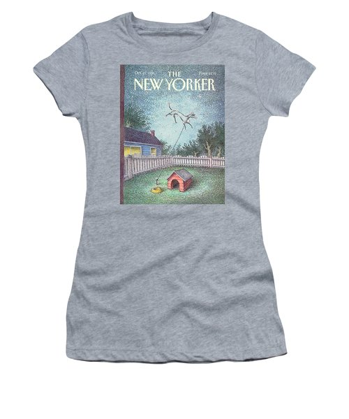 New Yorker October 21st, 1991 Women's T-Shirt