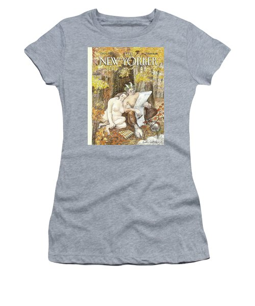 New Yorker October 4th, 1993 Women's T-Shirt