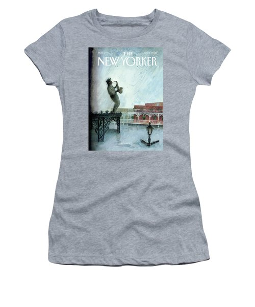 New Yorker September 12th, 2005 Women's T-Shirt