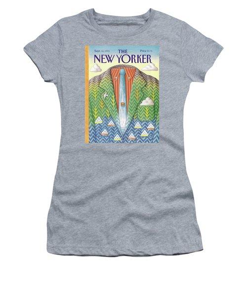 New Yorker September 16th, 1991 Women's T-Shirt