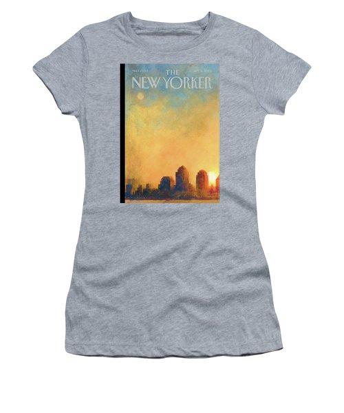 New Yorker September 16th, 2002 Women's T-Shirt