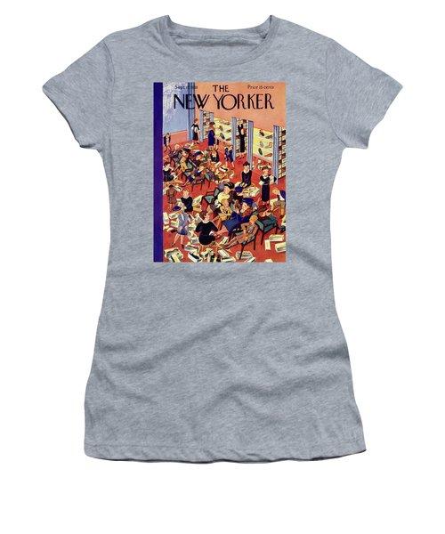 New Yorker September 17 1938 Women's T-Shirt