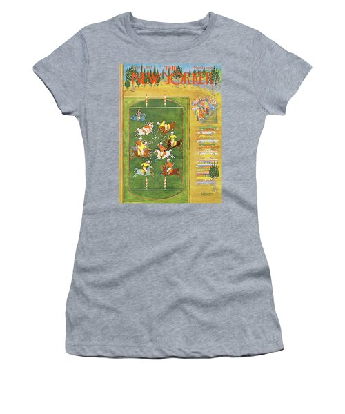 New Yorker September 21st, 1963 Women's T-Shirt