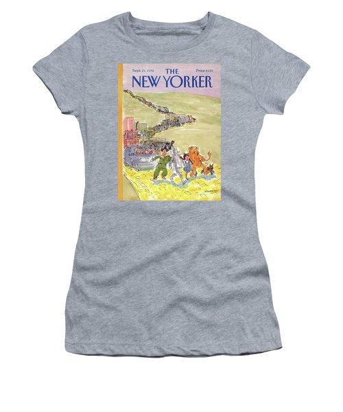 New Yorker September 21st, 1992 Women's T-Shirt