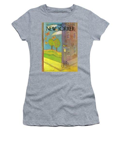 New Yorker September 27th, 1976 Women's T-Shirt