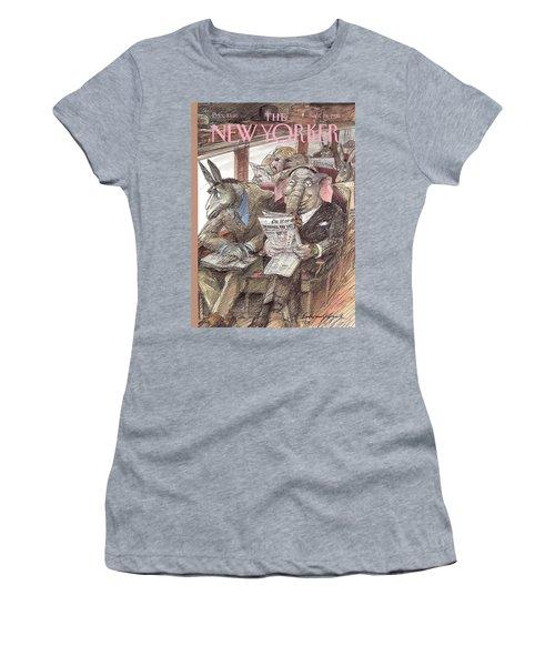 New Yorker September 28th, 1998 Women's T-Shirt