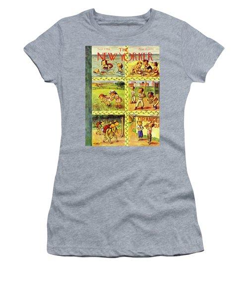 New Yorker September 3 1938 Women's T-Shirt