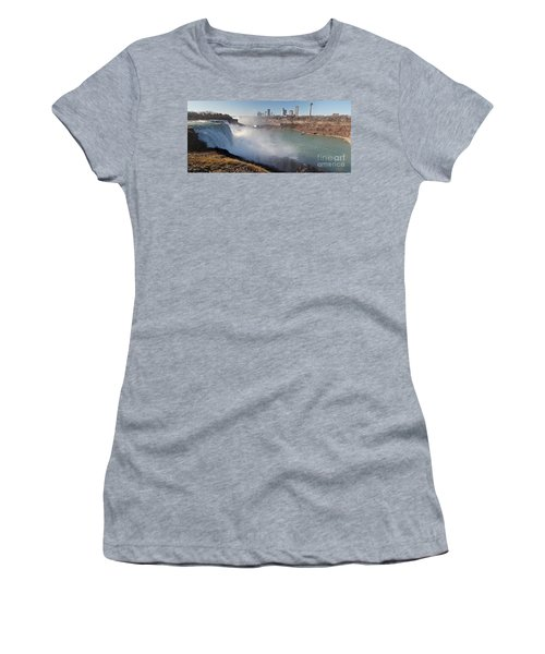 Niagara Falls Panorama Women's T-Shirt
