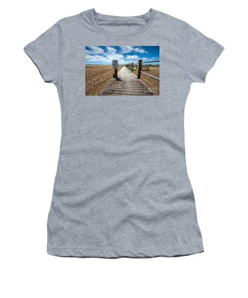 No Diving Women's T-Shirt