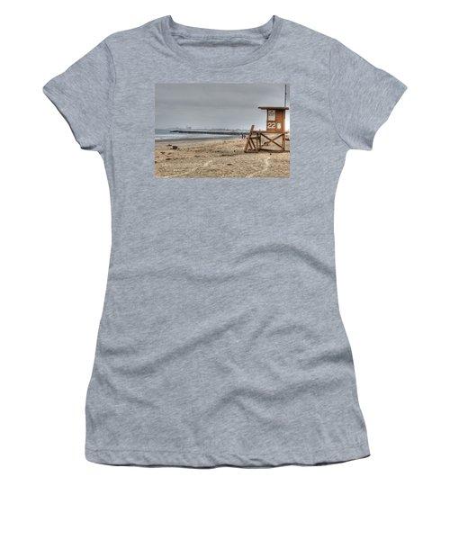 No Lifeguard On Duty Women's T-Shirt