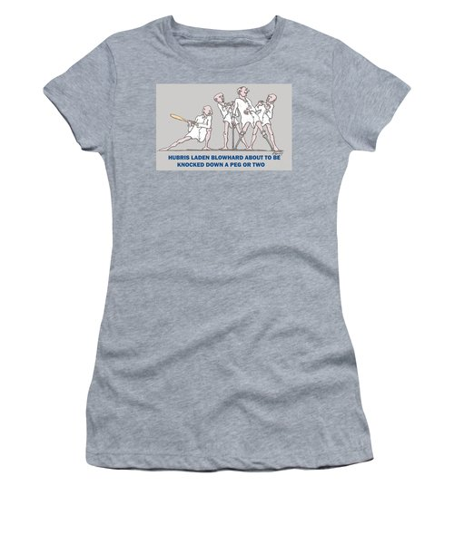 No Mercy Women's T-Shirt
