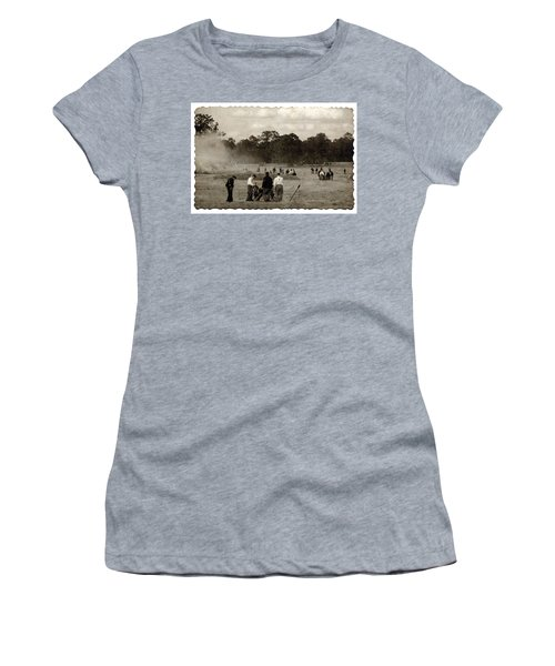 North And South Women's T-Shirt (Athletic Fit)