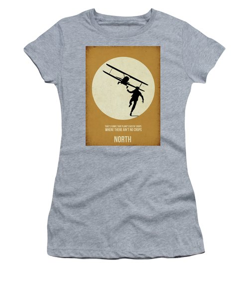 North By Northwest Poster Women's T-Shirt