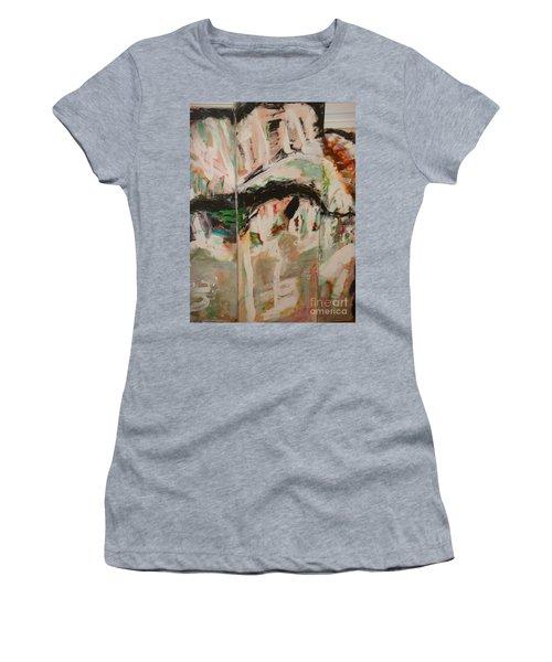 Nostalgies Of Venice Women's T-Shirt (Athletic Fit)