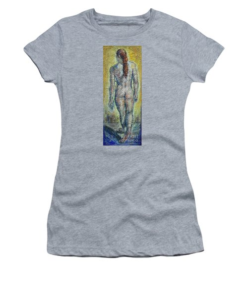 Nude Brunet Women's T-Shirt