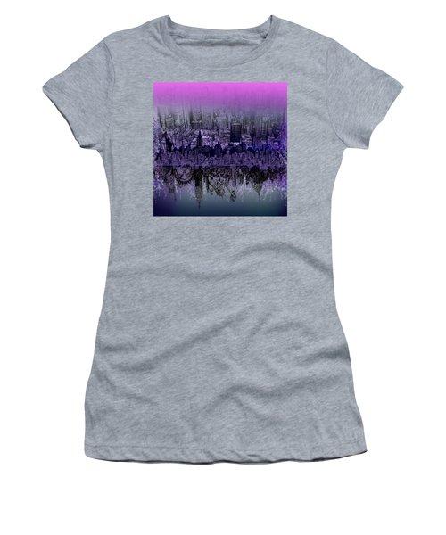 Nyc Tribute Skyline Women's T-Shirt