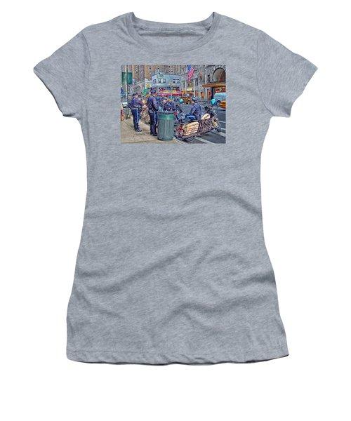 Nypd Highway Patrol Women's T-Shirt
