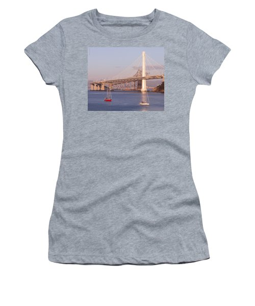 Oakland Bridge Women's T-Shirt
