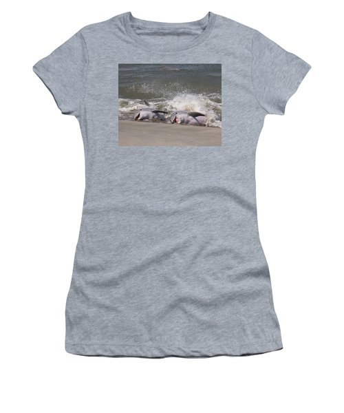 Observing Calf Women's T-Shirt