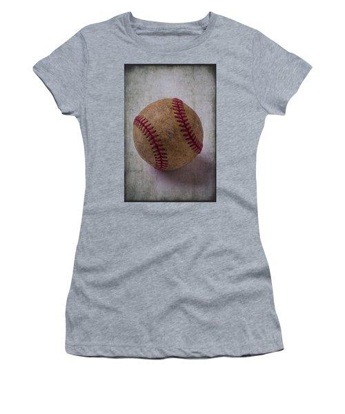 Old Baseball Women's T-Shirt